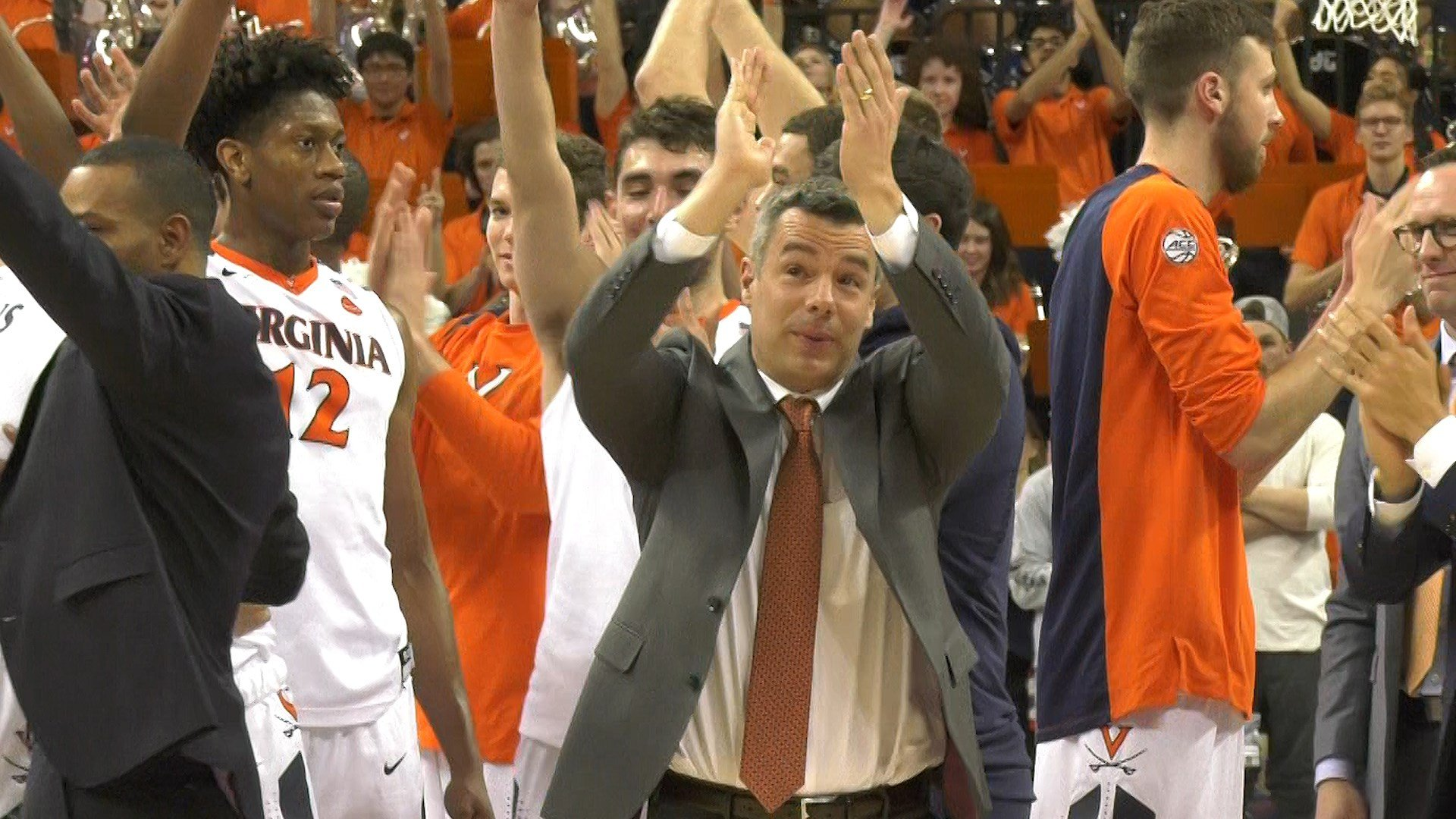 Tony Bennett was named the ACC Coach of the Year