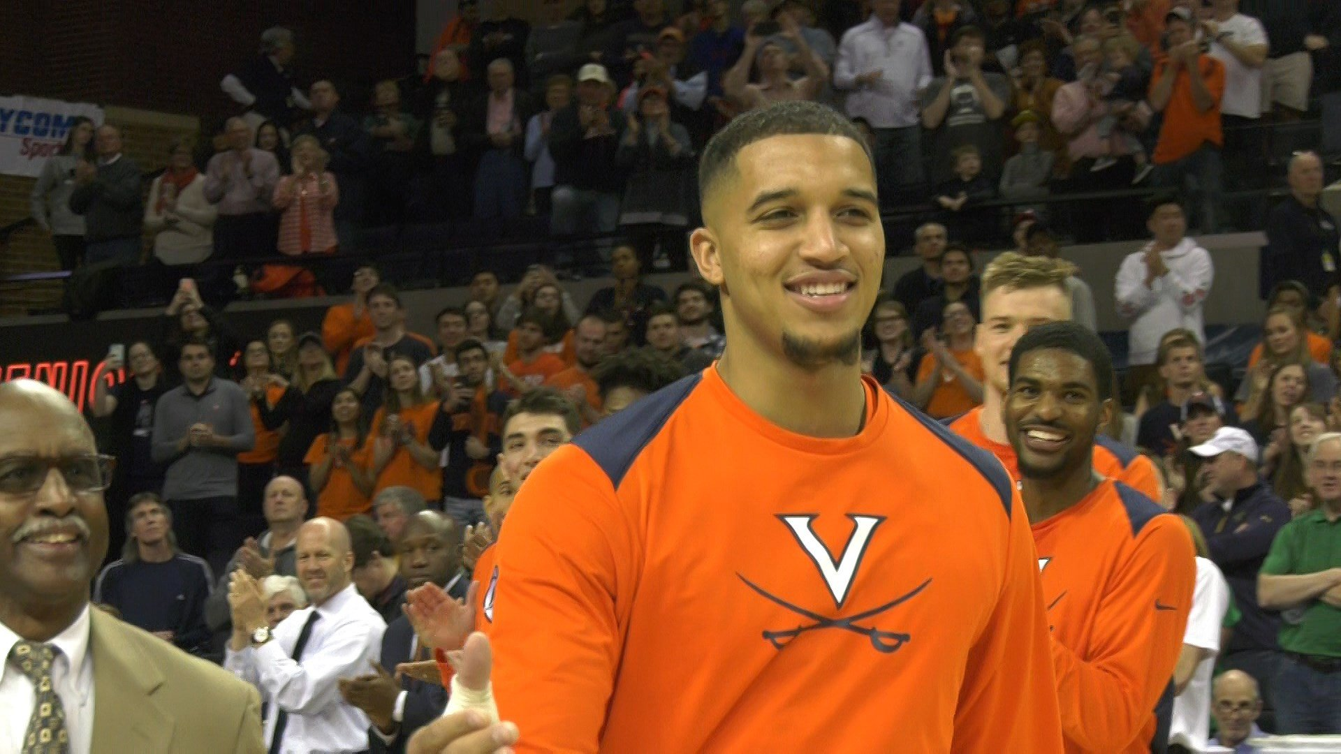 Senior Isaiah Wilkins was named the ACC Defensive Player of the Year