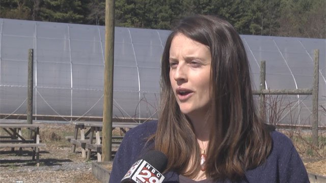 Executive Director, Project Grows Jenna Clarke