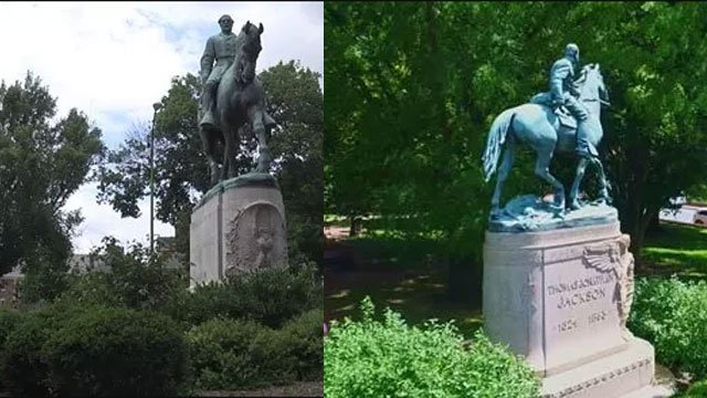 The two parks near Charlottesville's Downtown Mall (File Photo)