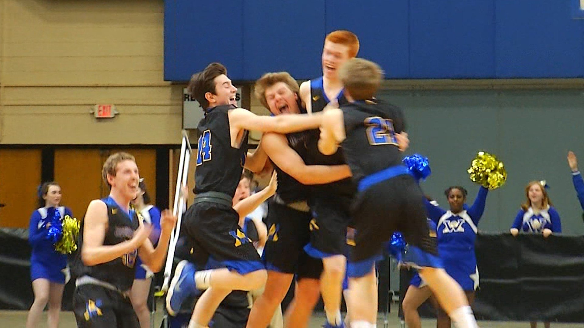 Western Albemarle advanced to the state championship game for the first time in school history