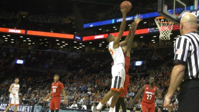 Mamadi Diakite scored 10 points off the bench