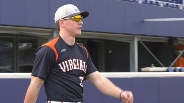 UVa junior outfielder Joe McCarthy