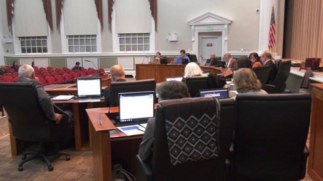 Meeting of the Albemarle County School Board
