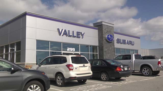 valley subaru presents children 39 s advocacy center with 15k chec wvir nbc29 charlottesville. Black Bedroom Furniture Sets. Home Design Ideas