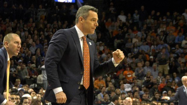UVa head coach Tony Bennett