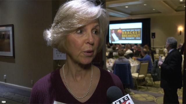 Alicia Lenahan, president Piedmont CASA