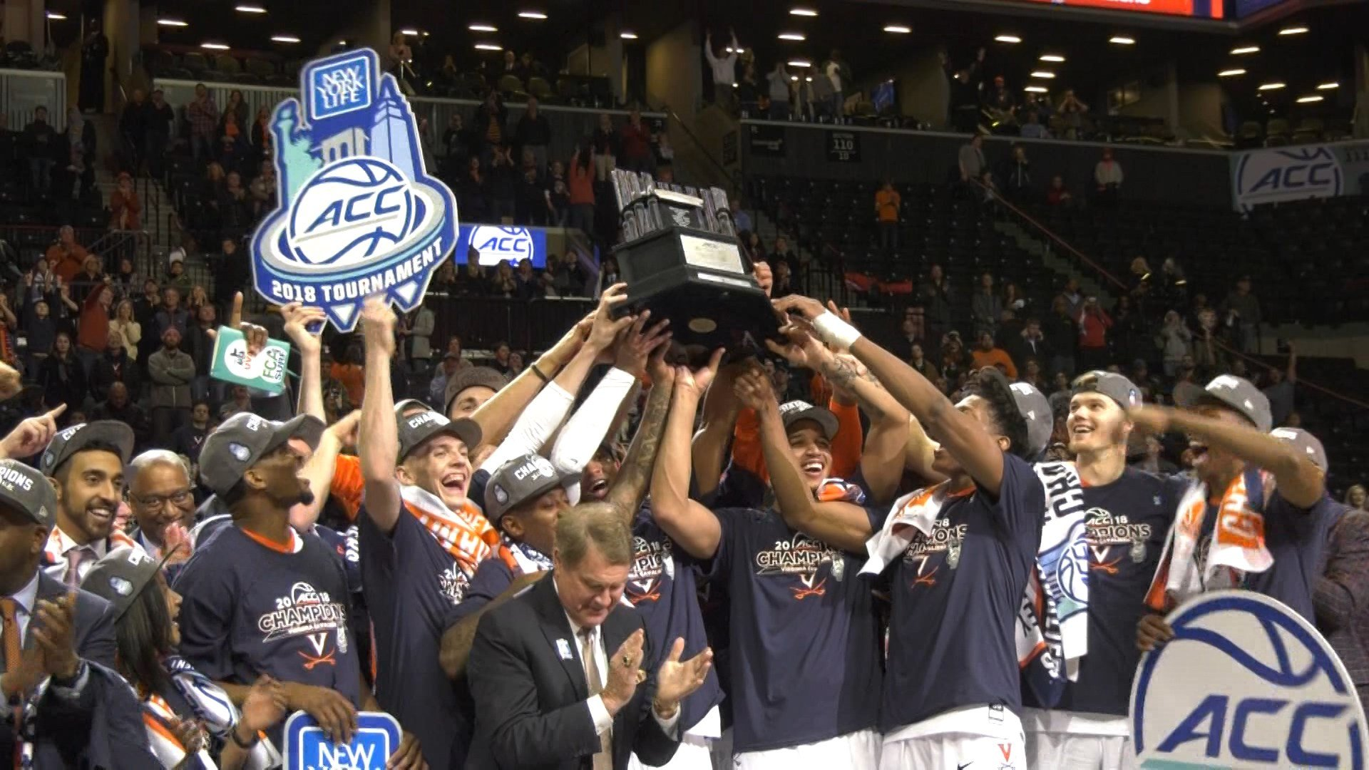 Virginia captured its 3rd ACC Tournament title in Brooklyn this past Saturday