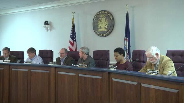 Waynesboro public hearing