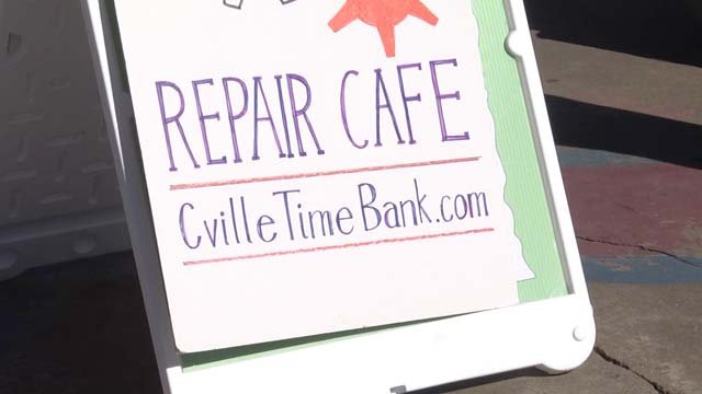 The Repair Cafe will be held on Saturday, March 17
