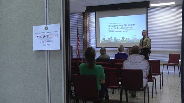 Albemarle supervisors held an engagement meeting on March 13