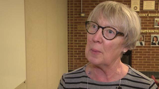 Diantha McKeel, an Albemarle supervisor
