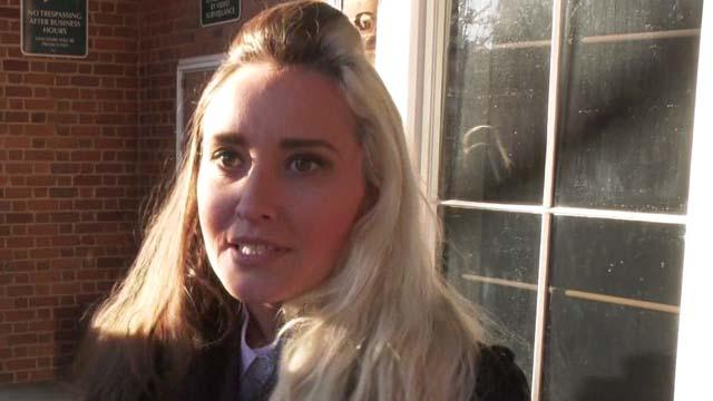 Freelance journalist Natalie Jacobsen