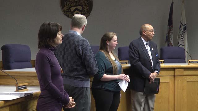 Candidates for Staunton School Board