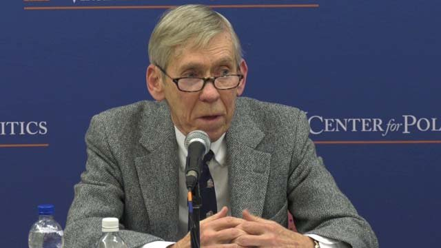 UVA lecturer Jim Todd