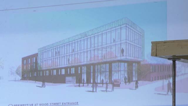 Plans for Dairy Central Project