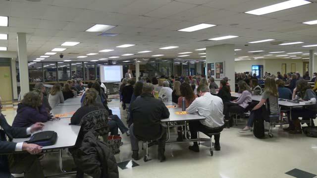 Forum at Charlottesville High School
