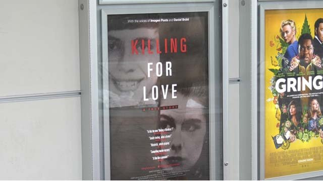 A movie on former UVA student Jens Soering played at Violet Crown