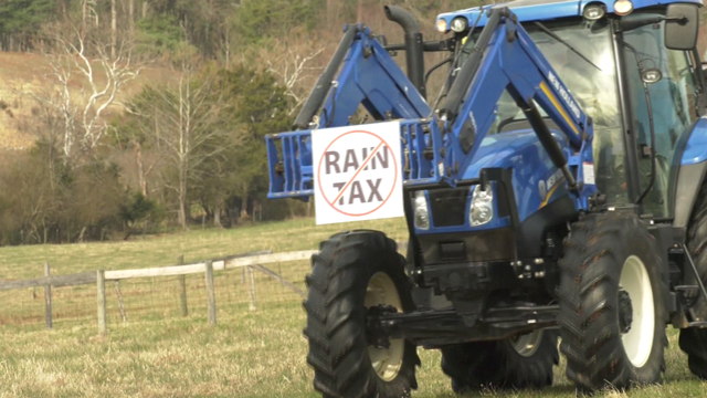 The farmers say the tax could potentially put them out of business.