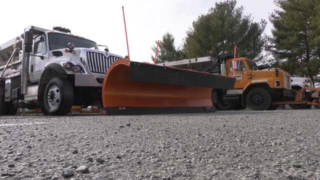 VDOT is preparing for a potential snowfall in April