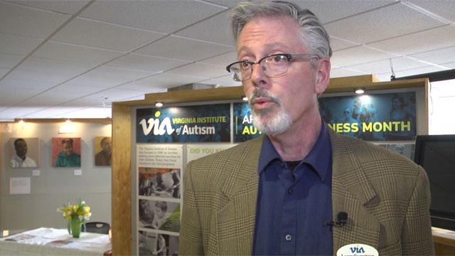 Larry Garretson, VIA communications director