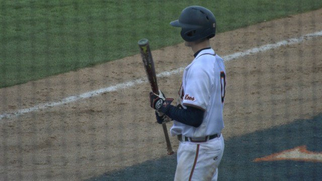 Tanner Morris went 3-for-5 with 2 RBI at the plate