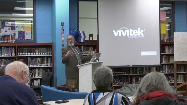 Walt Heinecke, a UVA professor