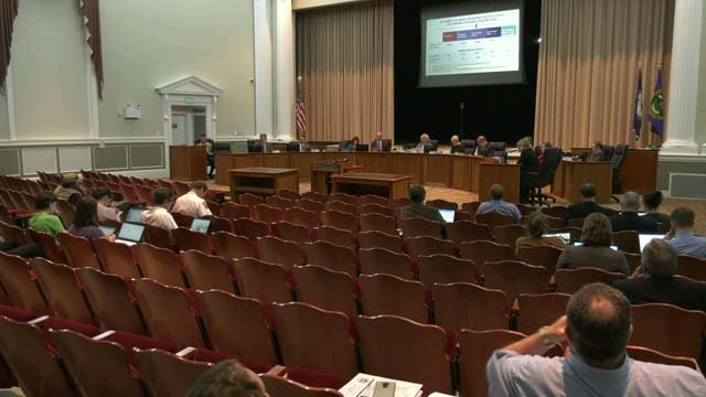 Albemarle County Board of Supervisors on April 10