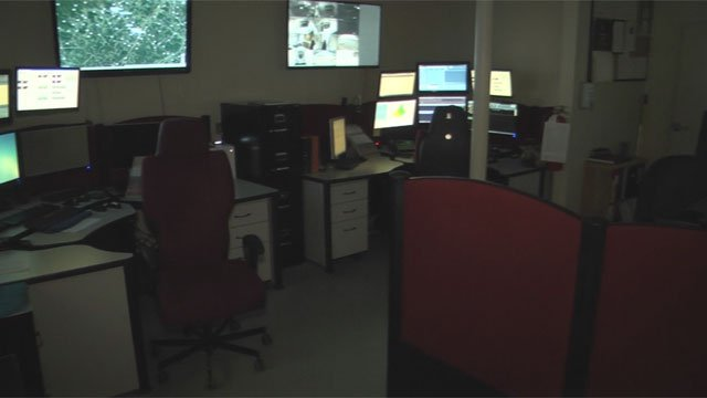 Greene County dispatch center