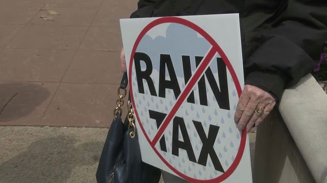 Many landowners were against the proposed tax