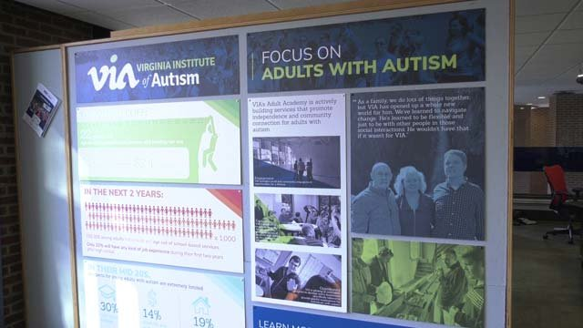 Fewer than 20 percent of young adults with autism have regular job experience