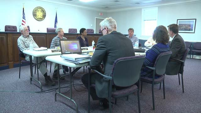 City leaders discussed real estate taxes on April 11