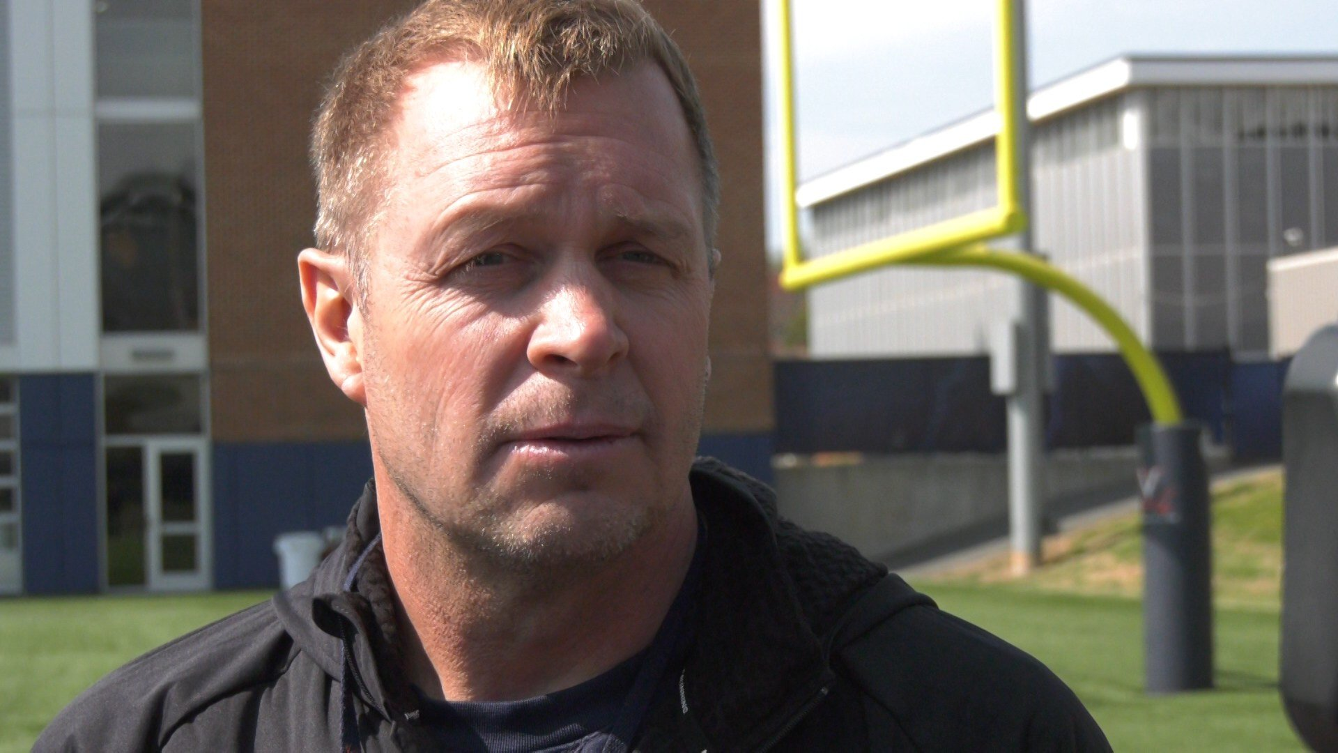 UVa head coach Bronco Mendenhall