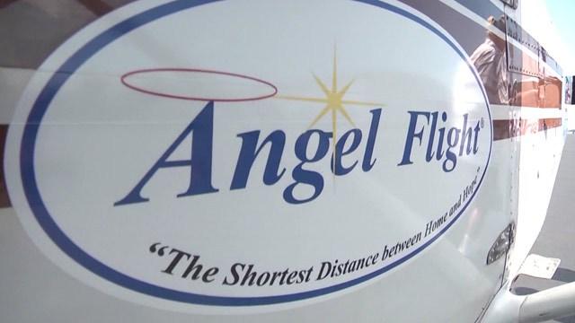 Angel Flight plane (FILE IMAGE)