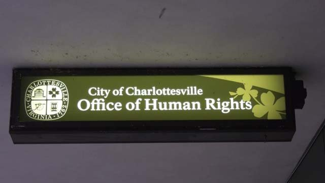 Charlottesville's Office of Human Rights