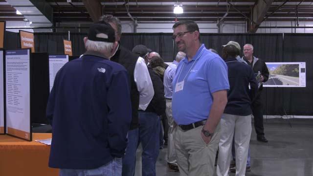 Dominion Energy held a job fair on April 24