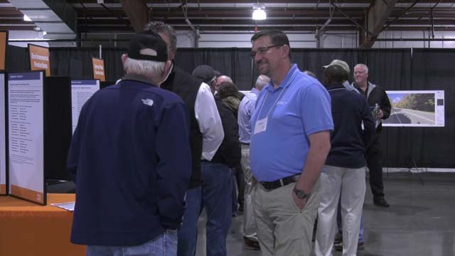 Dominion Energy held a job fair on April 24
