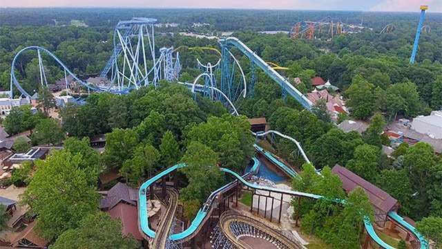 First Responders Receive Free Admission To Busch Gardens William Wvir Nbc29 Charlottesville