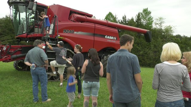 The 22nd annual Old Farm Day.