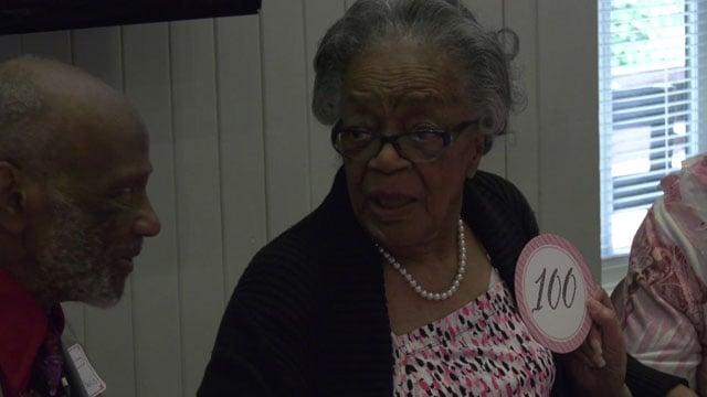 Susie Terrell, 100.