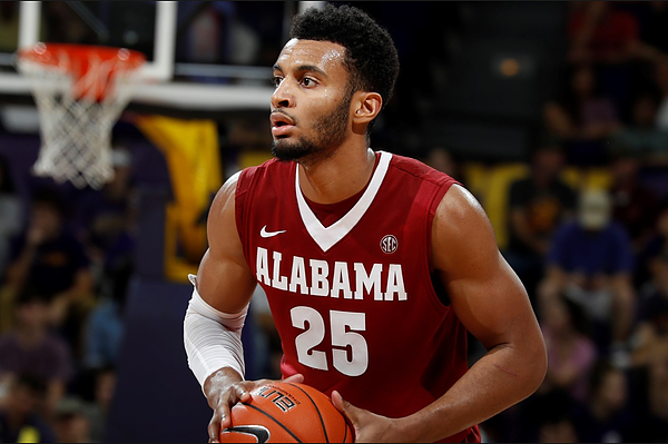 Virginia Basketball Adds Alabama Transfer Braxton Key