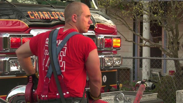 Firefighters saw a pay bump in salary.