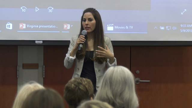 Kerri Kasem says she was barred from seeing her father in his final days