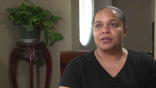 Latasha Grooms, Sage Smith's mother