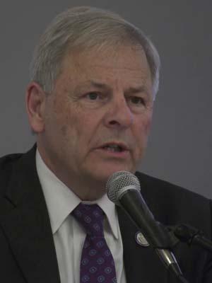 House Minority Leader David Toscano