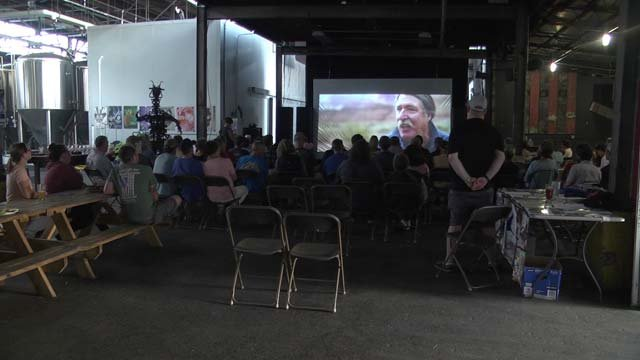 The film festival was held at Basic City Beer Company