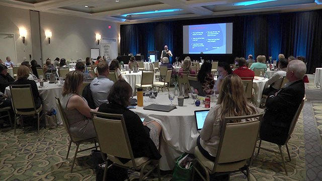 SARA conference on sexual assault response teams held at the Omni Hotel
