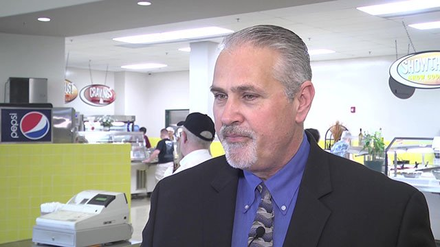 Ric Sizemore, the director of the Wilson Workforce and Rehabilitation Center.