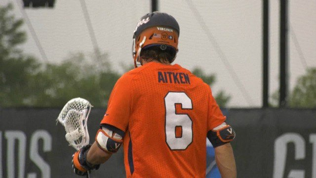 Dox Aitken scored all four of his goals in the 4th quarter