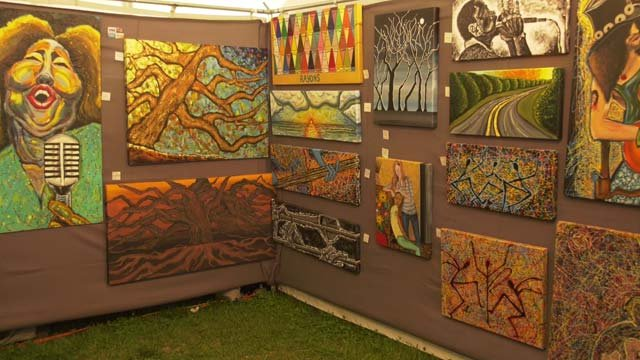 The Crozet Arts and Crafts Festival was on May 12 and 13